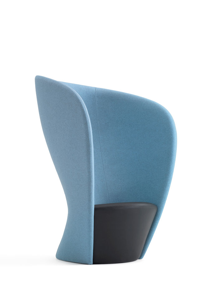 Shelter Lounge Chair By Busk Hertzog For Halle Design