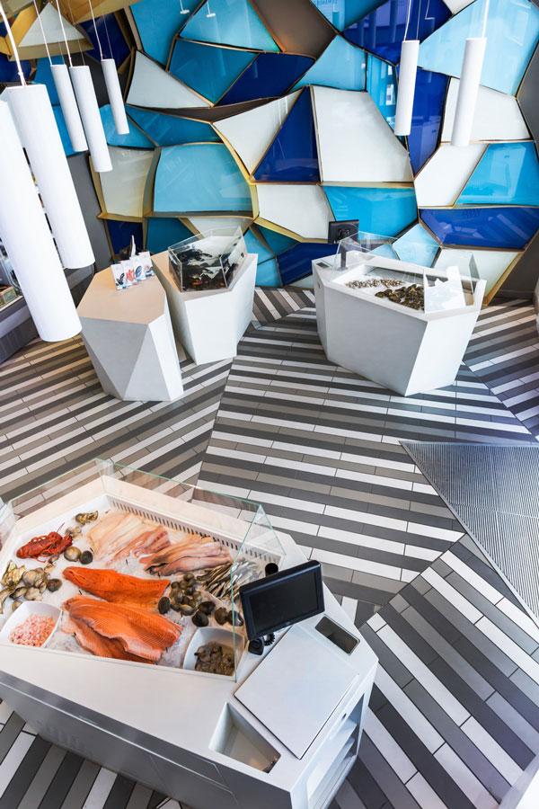 Némeau store by ean de Lessard, Designers Créatifs