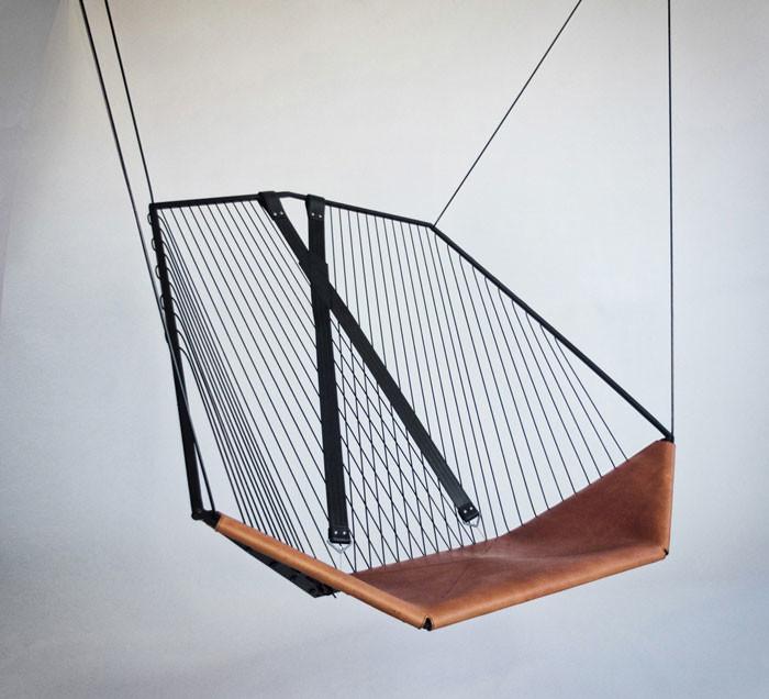 Solo Cello Chair by Les Ateliers Guyon