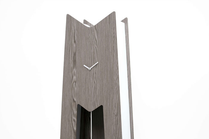 Merlock Pendulum clock by Manuel Barbieri for Progetti