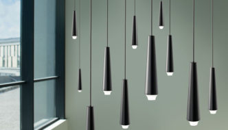 Mikado Pendant Chandelier by Filippo Mambretti for Morosini
