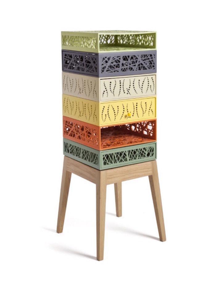 Nomadic Furniture by Natalia Geci
