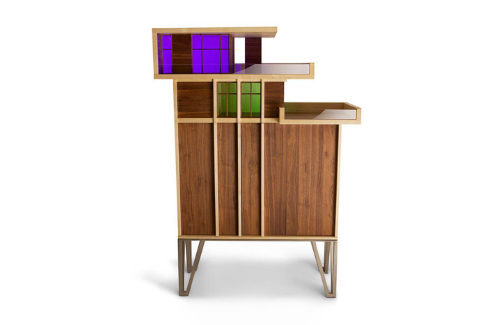 Penthouse Cabinet by Piece-UK