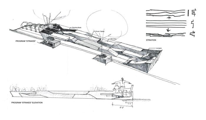 Sunset Parklet by INTERSTICE Architects