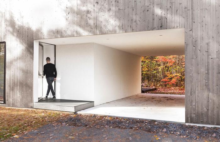 Maison Terrebonne by la SHED architecture