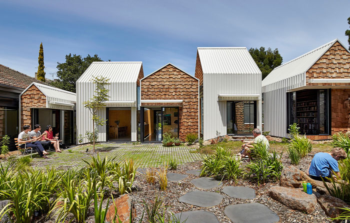 Tower House by Andrew Maynard Architects - Completed Buildings, House category - WAF 2015