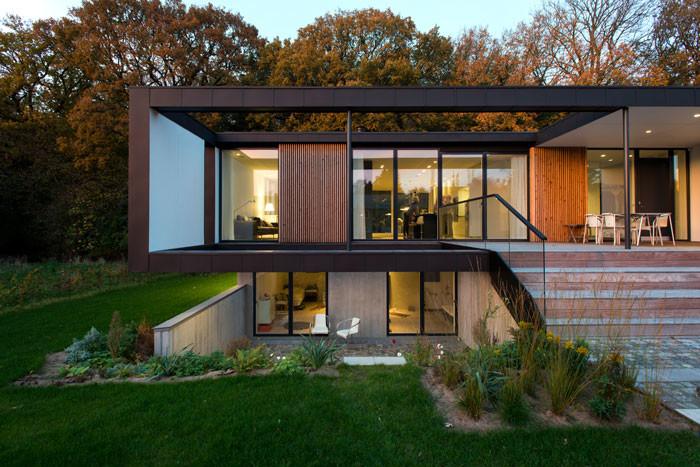 Villa R by C.F. Møller Architects