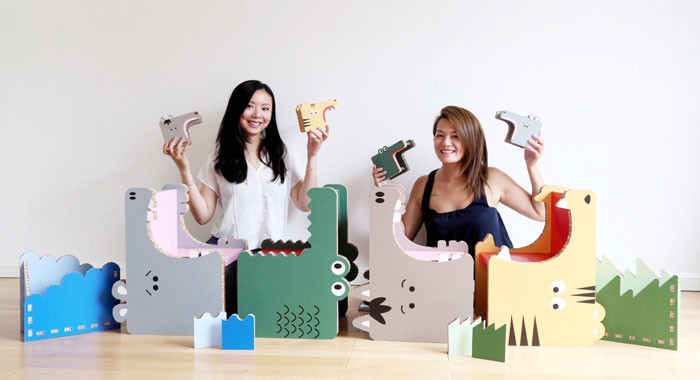 Gobble by Form Maker (sustainable kids furniture)