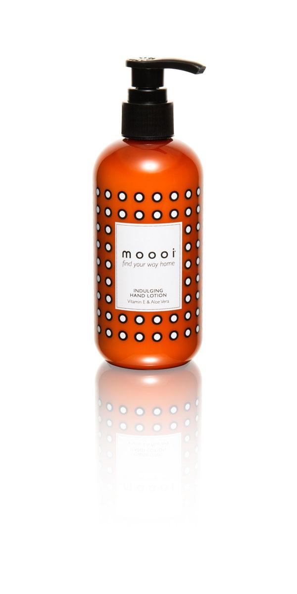 Moooi Hand Lotion - Luxury Hotel Cosmetics Range