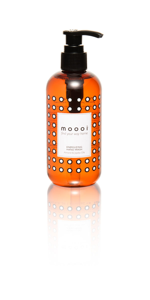 Moooi Hand Wash - Luxury Hotel Cosmetics Range
