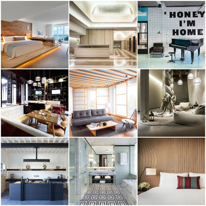 Shortlist announced for the world interiors news awards for Design hotel 2015