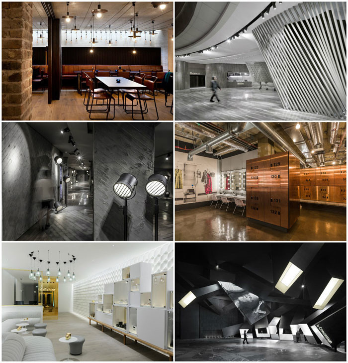World Interiors News Awards 2015 - Leisure or Entertainment Venues Category Shortlist