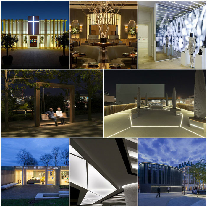 World Interiors News Awards 2015 - Lighting Projects Category Shortlist