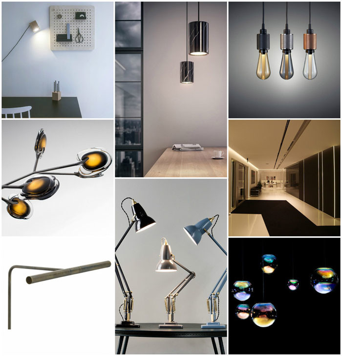 World Interiors News Awards 2015 - Lighting Products Category Shortlist