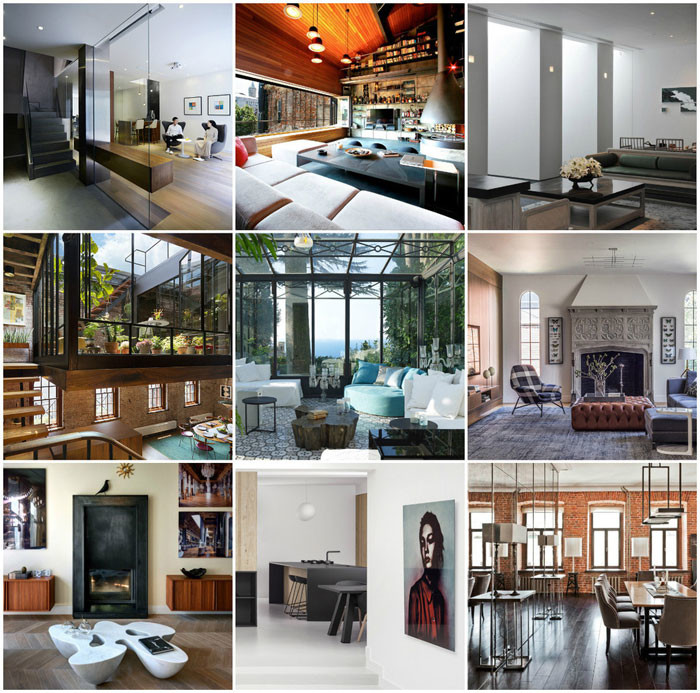 World Interiors News Awards 2015 - Residential Interiors Category Shortlist