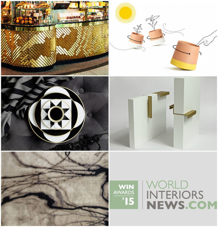 World Interiors News Awards 2015 - Surface & Interior Access Category Shortlist