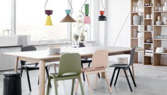 Luca Nichetto designs online-customizable lamp for Hem