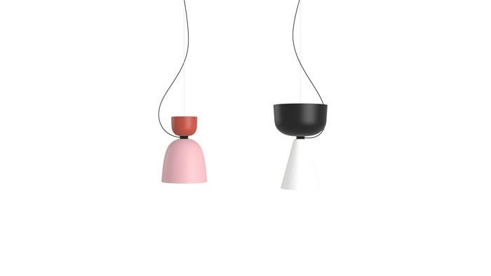 Alphabeta Customizable lamp by Luca Nichetto for Hem