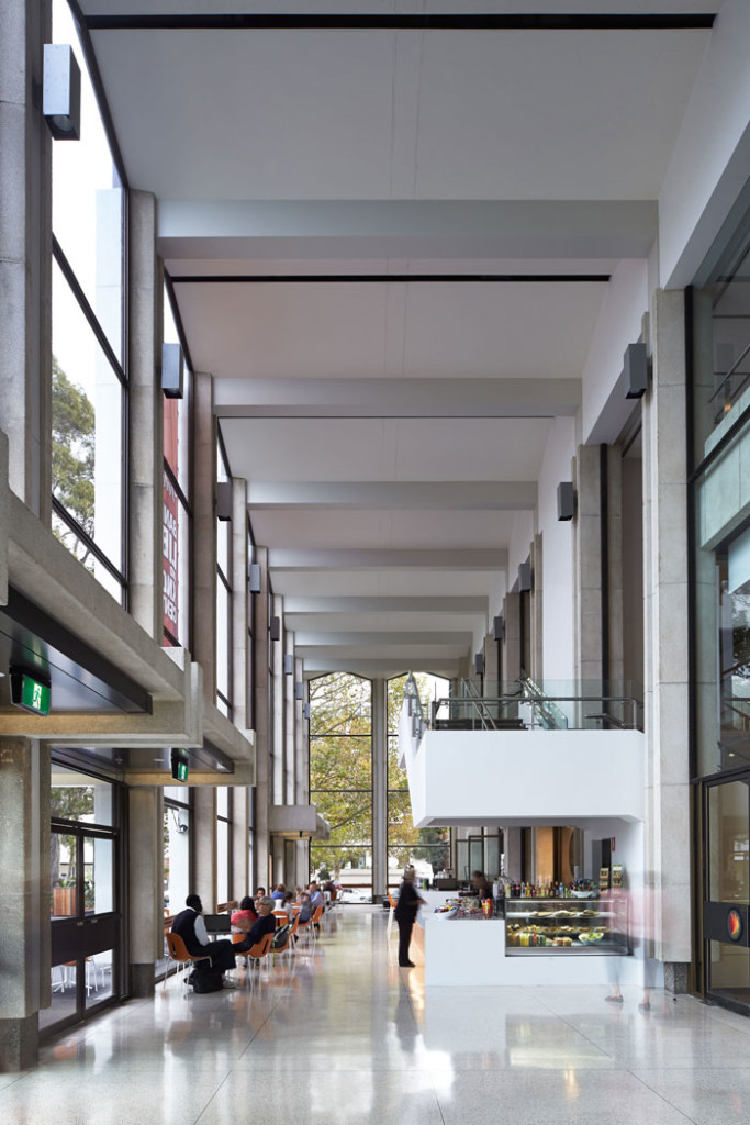Bankstown Library and Knowledge Centre by Francis-Jones Morehen Thorp - Lobby