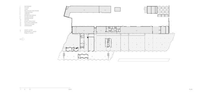 Chris O'Brien Lifehouse by HDR Rice Daubney Plan