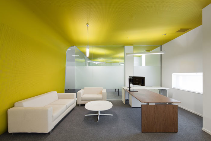 Fraunhofer Offices by Pedra Silva Architects