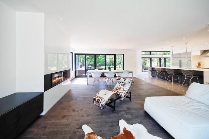 Lausanne House by Hatem+D