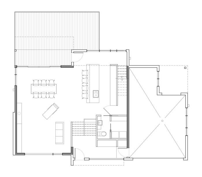 Lausanne House by Hatem+D Plan