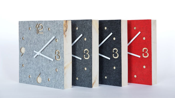 Kyle Megill launches the SAU Clock on Kickstarter