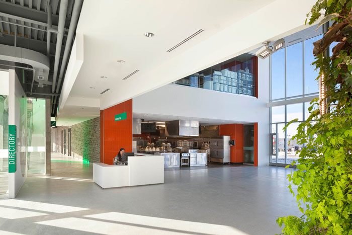 Durham College Centre for Food by Gow Hastings