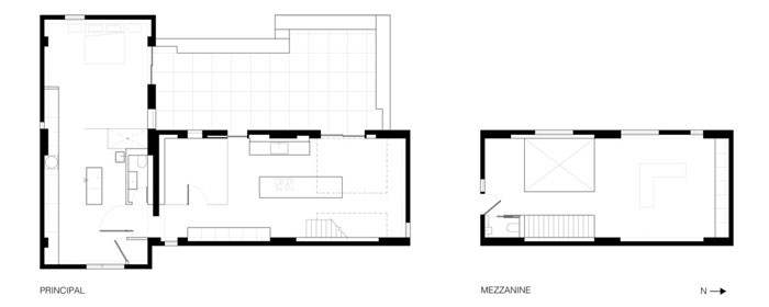 H67 Residence by Studio Practice Plan
