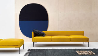 Steeve Modular Sofa by Arper