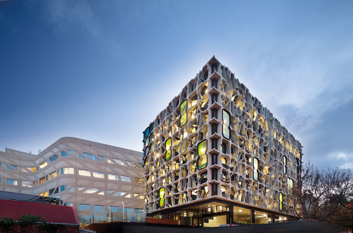 Medical Science 2 of University of Tasmania by Lyons