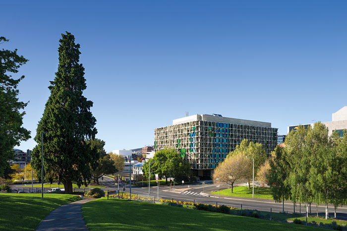 Medical Science 2 of University of Tasmania by Lyons