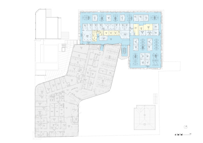 Level 3 Plan - Medical Science 2 of University of Tasmania by Lyons