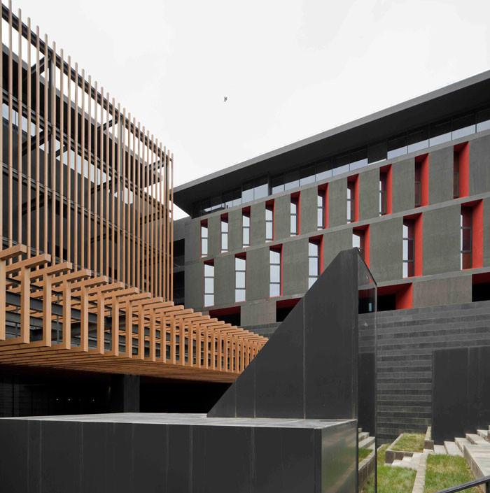 Xi'an Westin Museum Hotel by Neri&Hu Design