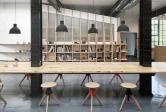 Clarks Originals Design Studio by Arro Studio