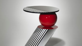 Drunken Side Table by Lee Broom