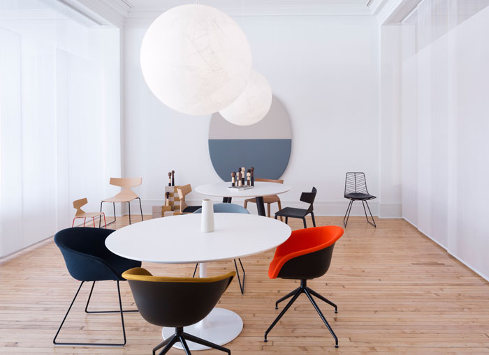 Arper's new Showroom in New York
