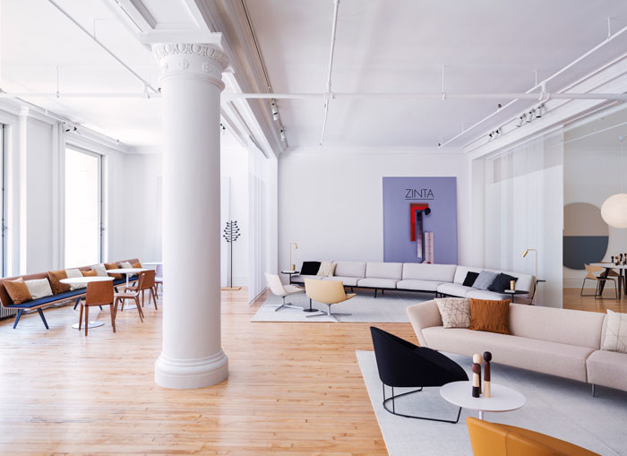 Arper Unveils New New York City Showroom