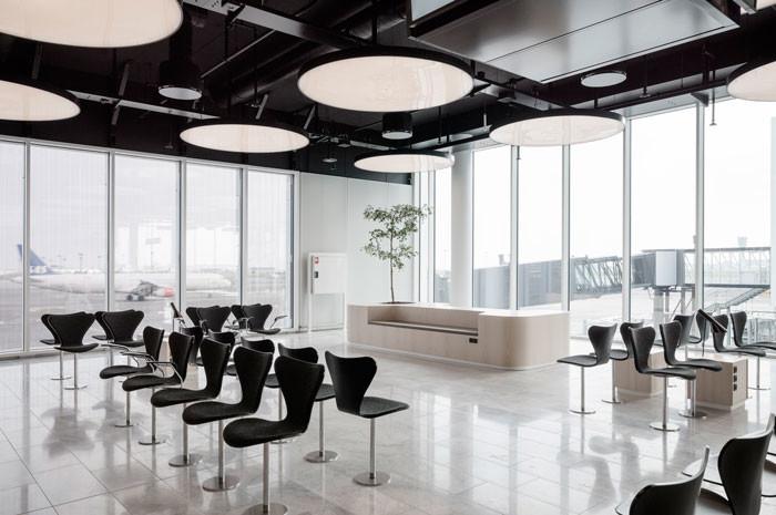 schmidt hammer lassen expands Copenhagen Airport
