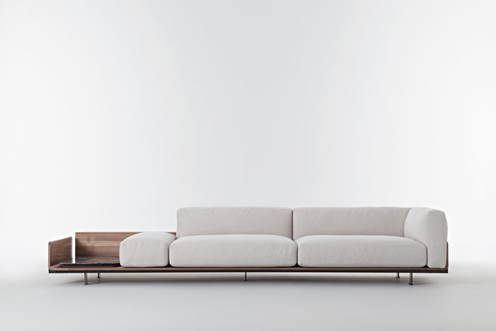 Positano Modular Sofa by Mauro Lipparini for Casa International