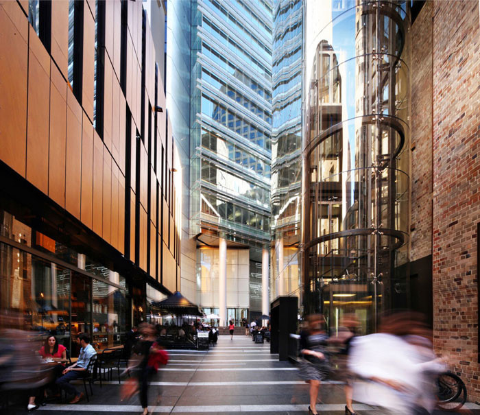 Liberty Place by Francis-Jones Morehen Thorp
