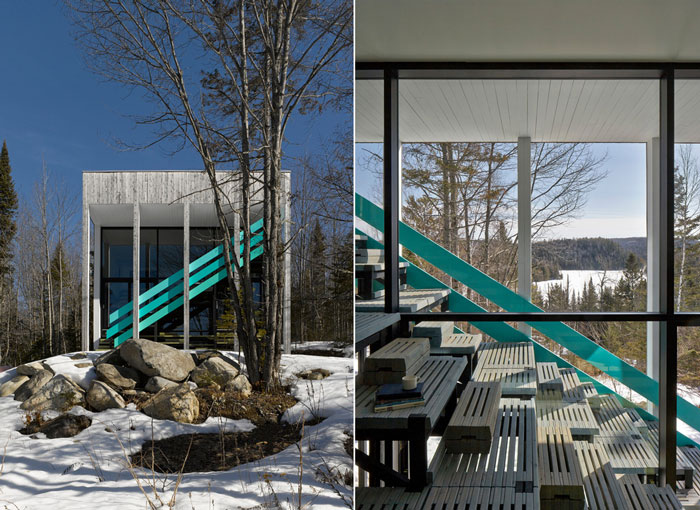 Lake Jasper House by Architecturama
