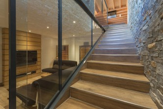 Chalet Soleyâ by Chevallier Architectes
