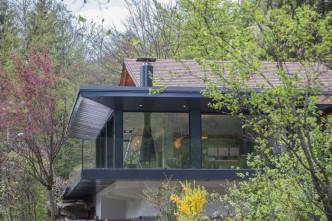 Chalet Soleyâ by Chevallier Architectes