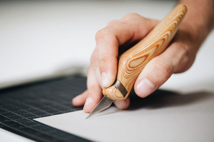 Kiwi - a better xacto knife for designers