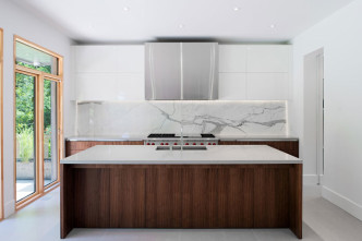 Heathdale Residence by TACT Design INC. - Kitchen Design