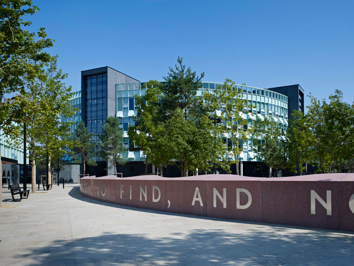 Chobham Academy by Allford Hall Monaghan Morris