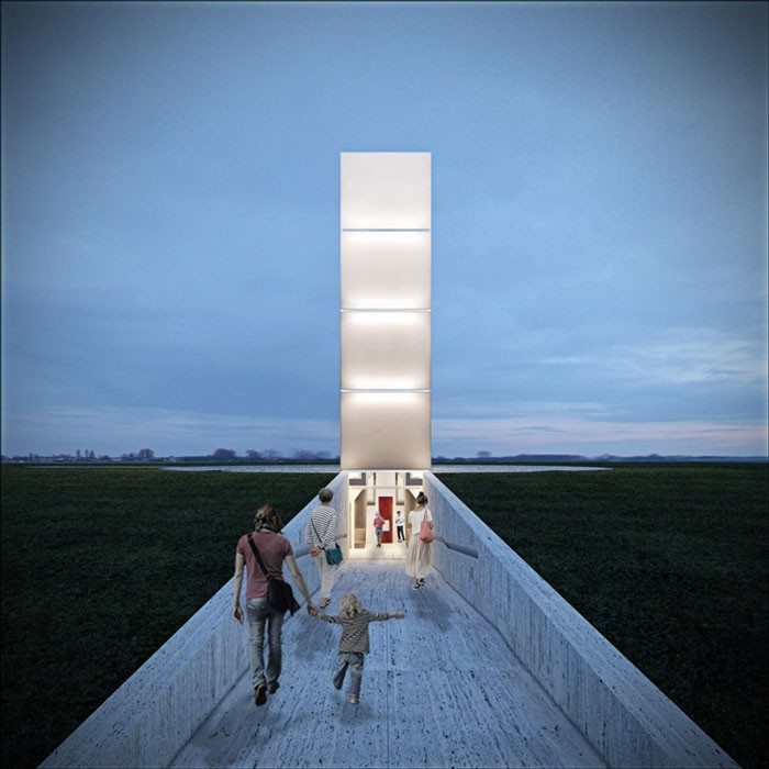Freedom of The Press Monument by Gustavo Penna