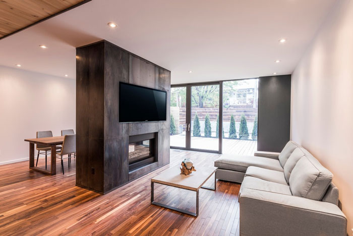 Waverly Residence by MU Architecture